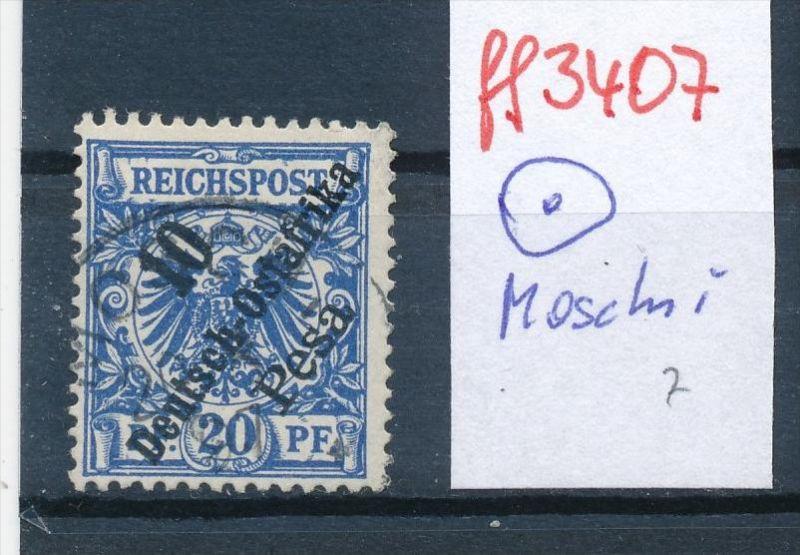 DOA   Nr.  o- Moschi   (ff3407  ) siehe scan vergrößert !