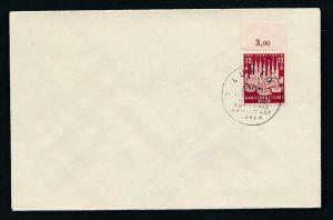 D.-Reich  FDC blanko 862     ( zz7217    ) siehe scan !