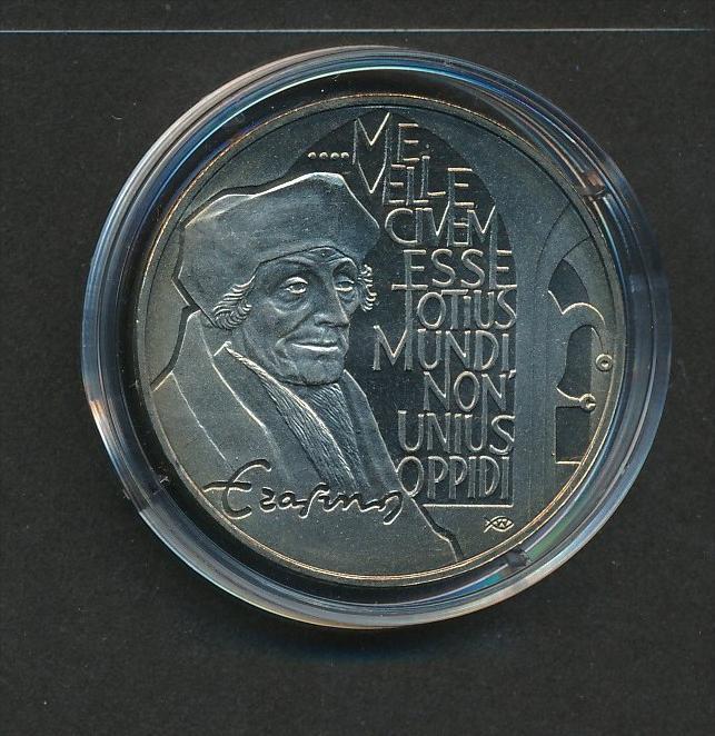 Niederlande 10 Ecu In Kapsel Euro Vorläufer X1951 Siehe Scan Nr