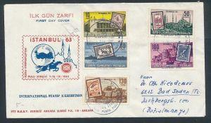 Türkei Sammler Beleg    (zz7550  ) siehe scan !