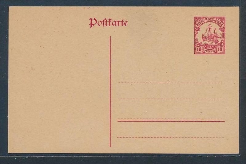 D.-Neu Guinea  Ganzsache    ( bc8119 ) siehe scan