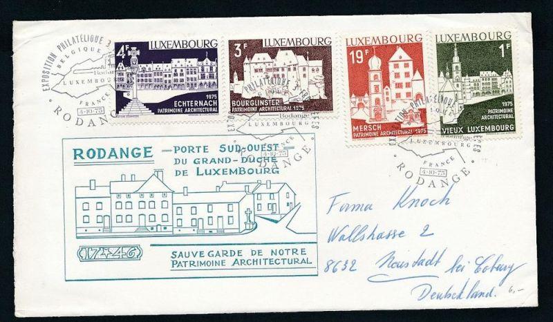 Luxemburg Sammler -Beleg     (zz7887 ) siehe scan !
