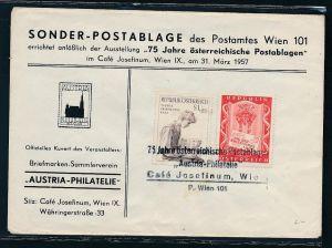 Österreich Sammler Beleg    ( bc9746 ) siehe scan  !
