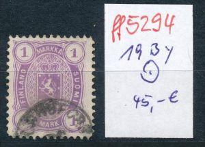 Finnland Nr. 19 By   o    (ff5294  )  siehe scan  !