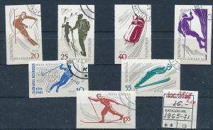 Rumänien  Nr. 1965-71  o  ( bc9868 ) siehe scan