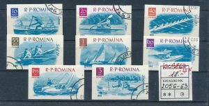 Rumänien  Nr. 2056-63  o  ( bc9867 ) siehe scan