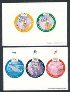 Schweiz Marken Hefte   Olympia  **   (be 506 ) siehe scan