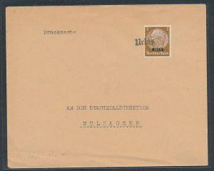 Elsaß netter Stempel Beleg    (zz8793  ) siehe scan