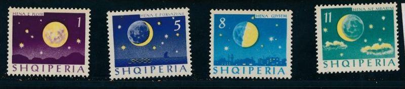 Albanien  Nr. 839-42    ** (ff6369   ) siehe scan
