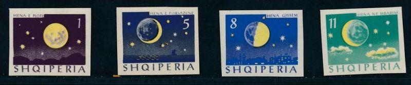 Albanien  Nr. 844-47  ** (ff6370   ) siehe scan