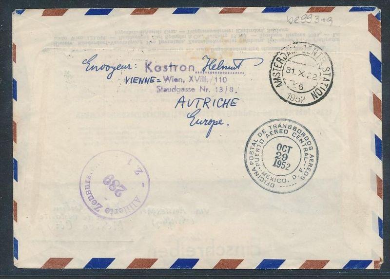 österreich Brief Luftpost Be993 Siehe Scan Nr 348109805