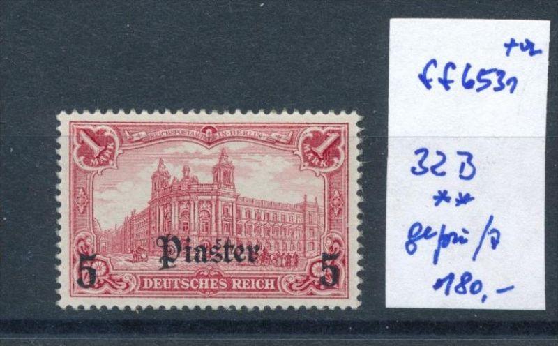 DP-Türkei   Nr. 32  B   **   (ff6531 )  siehe scan