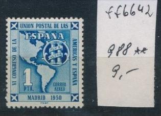 Spanien  Nr. 988   **/MNH  (ff6642 ) siehe scan !