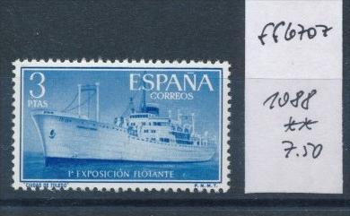 Spanien  Nr. 1088  **/MNH  (ff6707  ) siehe scan !