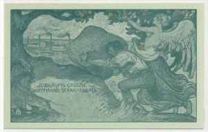 Werbung Hoffmanns Stärkefabriken ungebraucht  -alte Karte   (da 4941 ) siehe scan vergrößert...