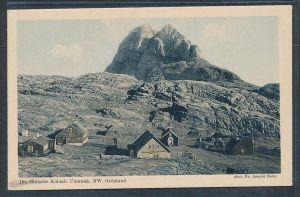 Grönland,  ungebraucht-alte Karte (da5046 ) siehe scan