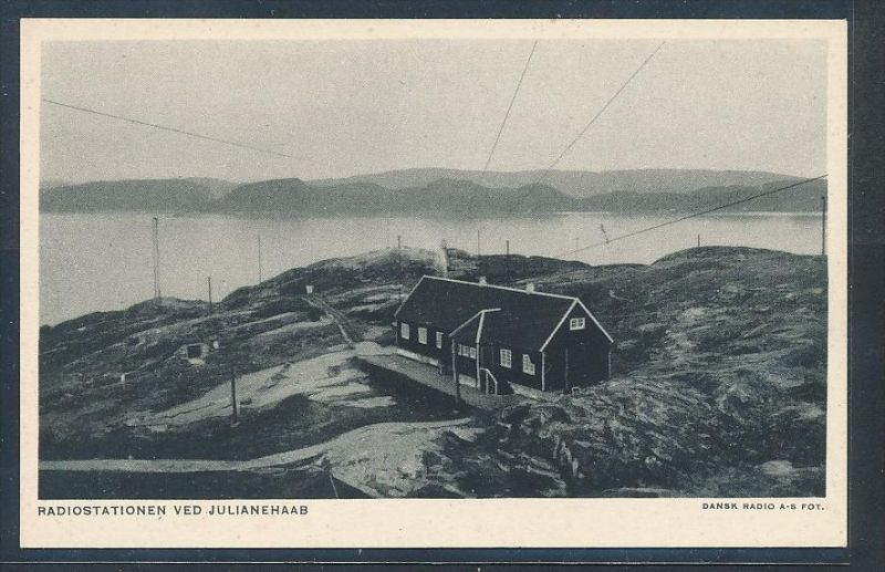 Grönland,  -alte Karte (da5045 ) siehe scan