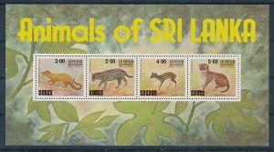 Wildtiere - Sri Lanka  **   (zz9378  ) siehe scan