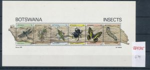Insekten  Botswana   **   (zz9375  ) siehe scan