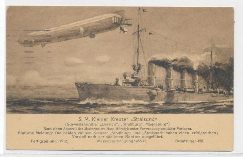 Zeppelin-Schiff....Karte  (da4841  ) siehe scan
