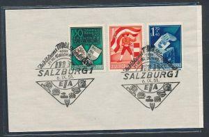 Österreich - Sammler Beleg mit 952-4  ( be2552  ) siehe scan