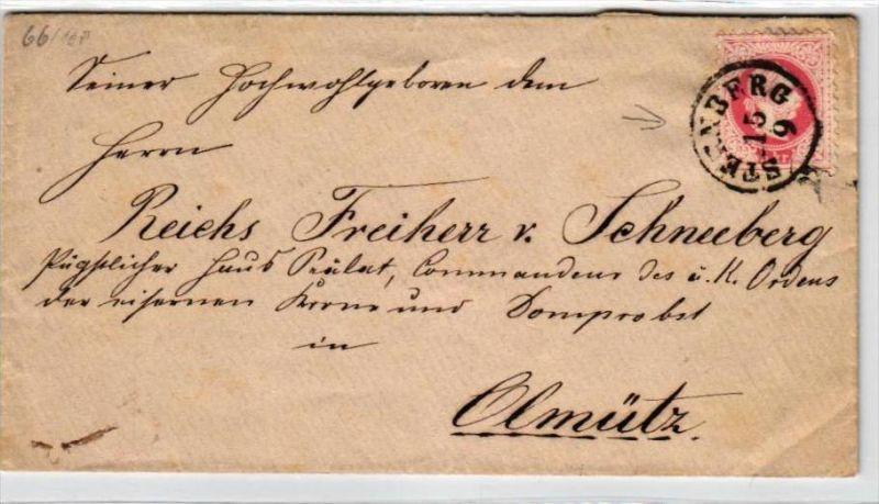 Österreich  alter Beleg-....  Stempel  (br 333  ) siehe scan...