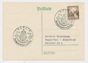 D.-Reich  Sonder/Werbe Stempel Beleg    (be4525  ) siehe scan