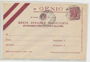 Italien  -alter Beleg ....  (be5119 ) siehe scan