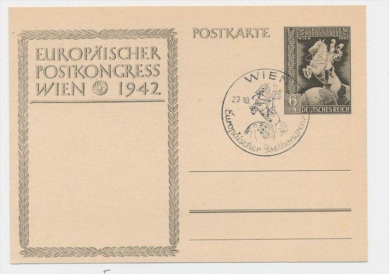 D.-Reich -Ganzsache....  ( be5010   ) siehe scan