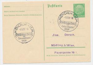 D.-Reich  Sonder /Werbe Stempel Beleg    (be4982 )  siehe Bild