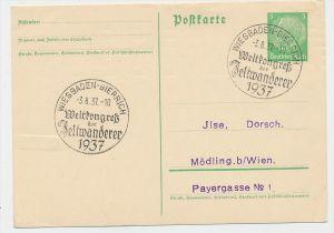 D.-Reich  Sonder /Werbe Stempel Beleg    (be4983 )  siehe Bild