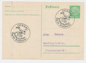 D.-Reich  Sonder /Werbe Stempel Beleg    (be4986 )  siehe Bild