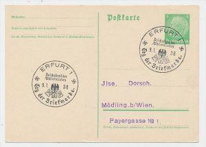 D.-Reich  Sonder /Werbe Stempel Beleg    (be4987 )  siehe Bild