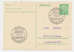 D.-Reich  Sonder /Werbe Stempel Beleg    (be4994 )  siehe Bild