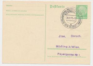 D.-Reich  Sonder /Werbe Stempel Beleg    (be4996 )  siehe Bild