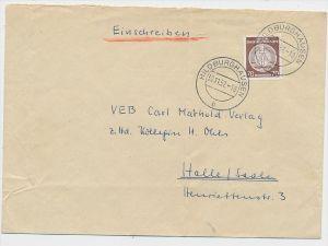 DDR  -Dienst  Post ... EF 41(ze399 ) siehe scan