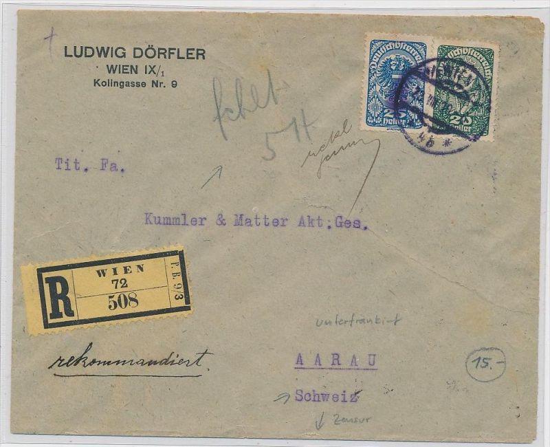 österreich R Brief Ch Ze756 Siehe Scan Nr 374136837