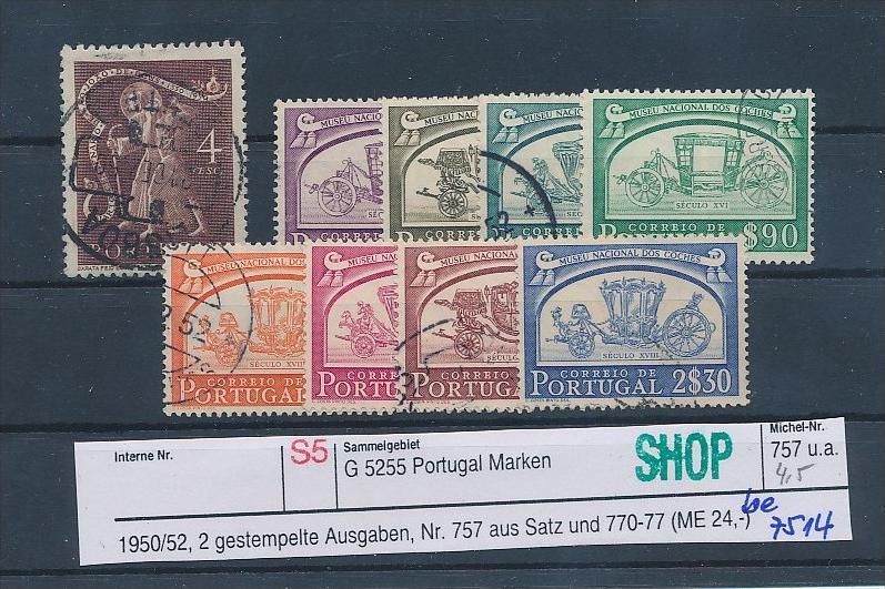Portugal  Lot  o (be7514 ) siehe scan