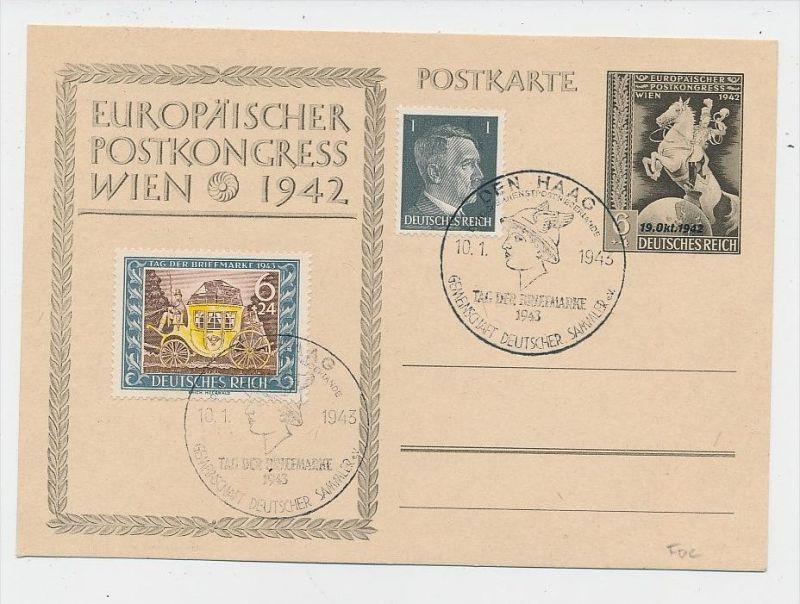 D.-Reich -Beleg FDC  (ze880    ) siehe scan
