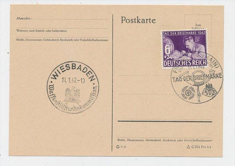 D.-Reich -Beleg FDC  (ze878    ) siehe scan