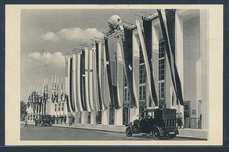 D.-Reich Karte Sonderstempel  Wien  (da5886 )  siehe Bild
