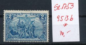 D.-Reich Nr.  95 Bb  *   (se1753  ) siehe Bild !
