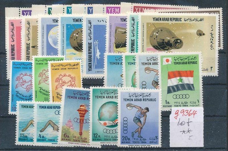 Jemen  Lot   **  (g9364   ) siehe Bild !