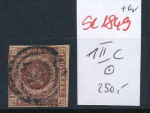 DK Nr. 1 IIc  o  ( se1849  ) siehe Bild !