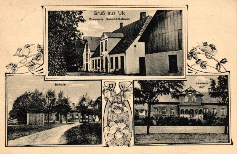Uk  .. ..nette alte Karte   (k5981   )  siehe Bild