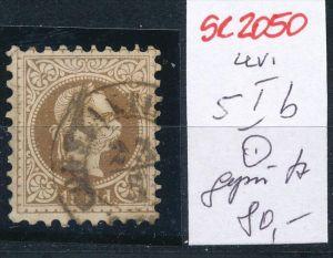 Österreich-Levante Nr . 5 I b    ( se2050   ) siehe Bild  !