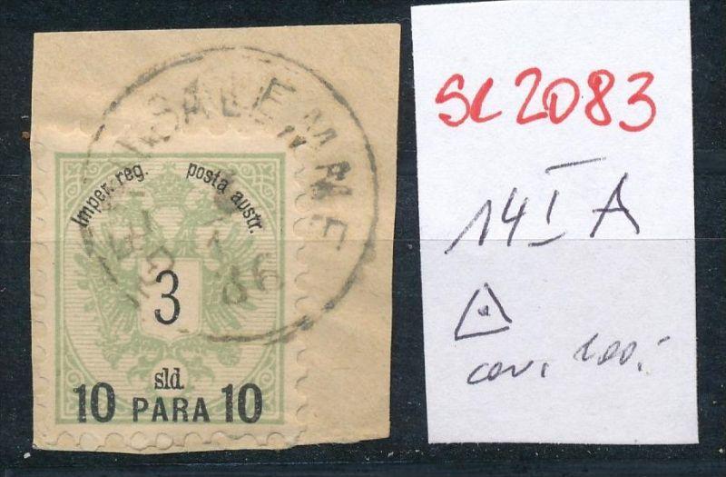 Österreich-Levante Nr . 14 I    ( se2083   ) siehe Bild  !
