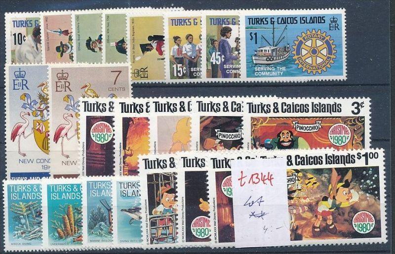 Turks -Lot ** Ausgaben-nichts gerechnet   ( t1344 ) siehe Bild !