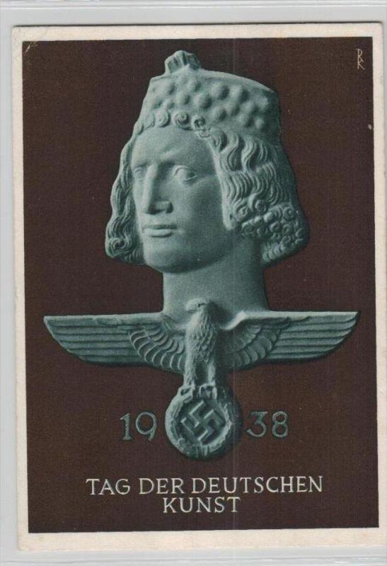 D.-Reich Propaganda GS/ Karte-Stempel.....   (  k6884 ) siehe Foto