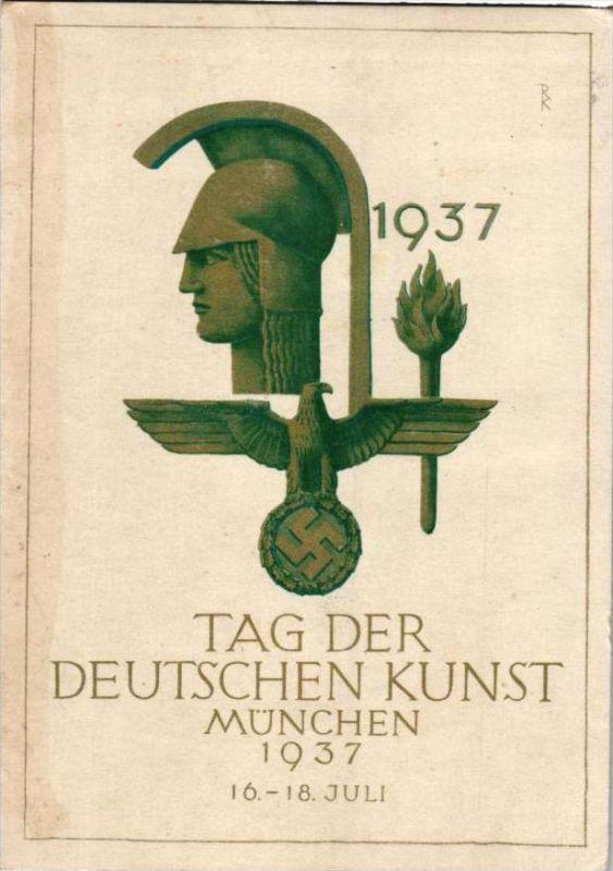 D.-Reich- Deutsche Kunst- Karte (k7138      ) siehe scan